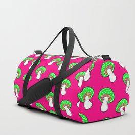 Cosmic Mushrooms Duffle Bag