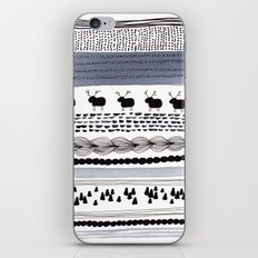 Pattern / Nr. 1 iPhone & iPod Skin