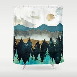 Forest Mist Shower Curtain