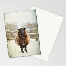 Zombie sheep Stationery Cards