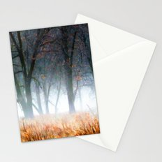 Autumn Mist Stationery Cards
