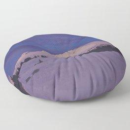 Mt. Hood, Oregon Floor Pillow