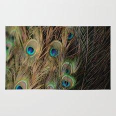 Peacock #1 Rug