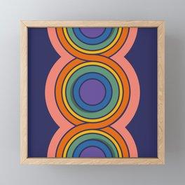 Recurring thought 3 Framed Mini Art Print