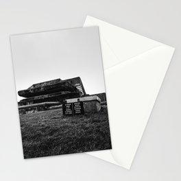 Historic German bunker  of World War II Stationery Cards