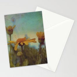 The beauty of simple things Stationery Cards
