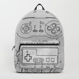 Game controller Backpack