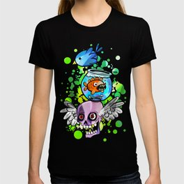 Ready for Adventure by Wendy Gilbert T-shirt