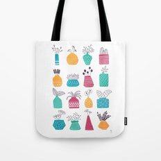 Ornamental Vases Tote Bag