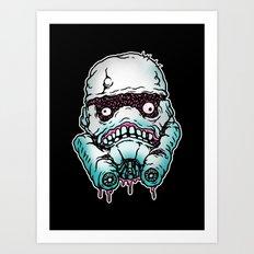 Monster Trooper Art Print