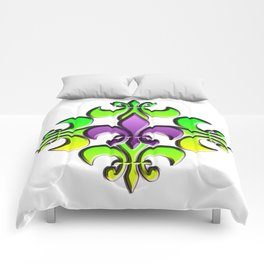 Five Nola Flowers Comforters