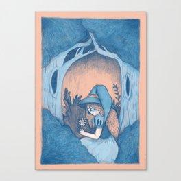 Natural Magic Canvas Print