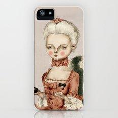 Marie Antoinette iPhone (5, 5s) Slim Case