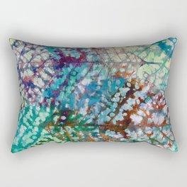 Colorful leaves II Rectangular Pillow