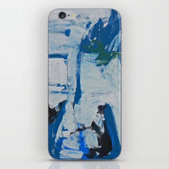 Italian Blue iPhone & iPod Skin