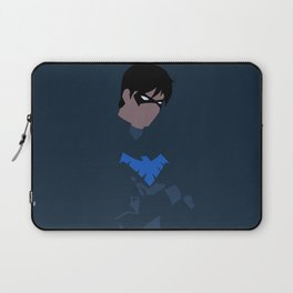 Nightwing Minimalism Laptop Sleeve