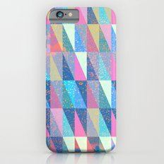 Candy Triangles Slim Case iPhone 6s