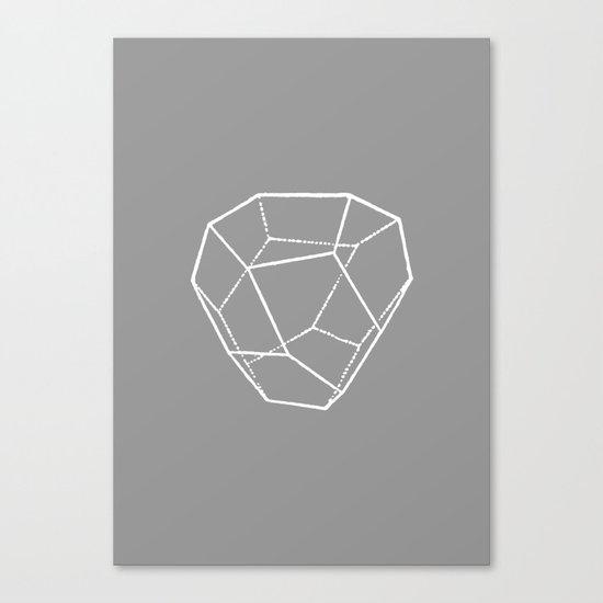 Tetrahedral Pentagonal Dodecahedron Canvas Print