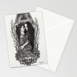 Bram Stoker's Dracula Stationery Cards