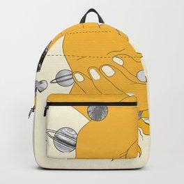Everything Revolves Around Us Backpack