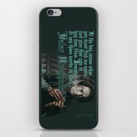 arya stark iPhone & iPod Skins featuring Arya Stark, Valar Morghulis by Your Friend Elle