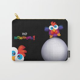 no hormone! Carry-All Pouch