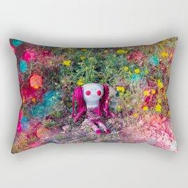 Molly's PlayGround Rectangular Pillow