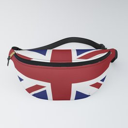 The British Flag Fanny Pack