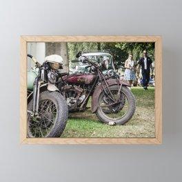 Revival. Framed Mini Art Print