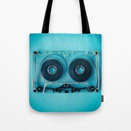 Audio Cassette III Tote Bag