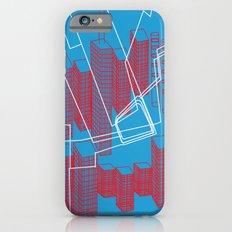 Chicago EL Train iPhone 6s Slim Case