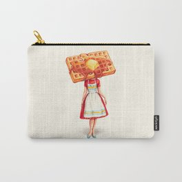 Waffle Housewife Carry-All Pouch