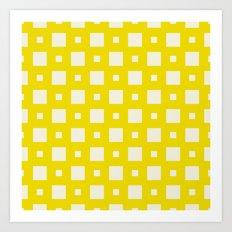 Nassau Yellow Art Print