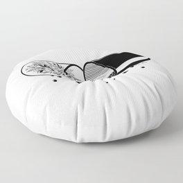 Sleep Forever Floor Pillow