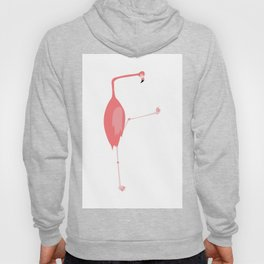 F is for Flamingo Hoody