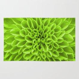 Green Spring Star Rug