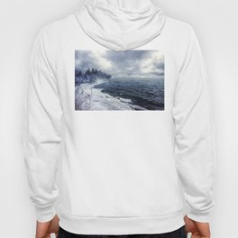 She's a cold and mysterious lover. Hoody