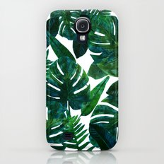 Perceptive Dream || #society6 #tropical #buyart Slim Case Galaxy S4
