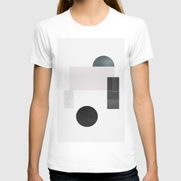 Black ball T-shirt