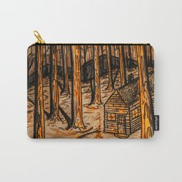 The Great Cabin Carry-All Pouch