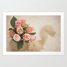 Simple Elegance Art Print