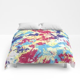 Abstract IV Comforters