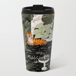 Jungle #1 Metal Travel Mug