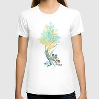 T-shirts featuring ElectriciTree by Picomodi