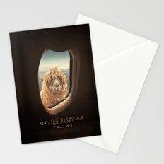 QUÈ PASA? Stationery Cards
