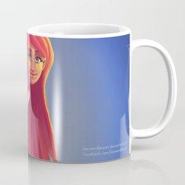 Sunlight Girl Coffee Mug