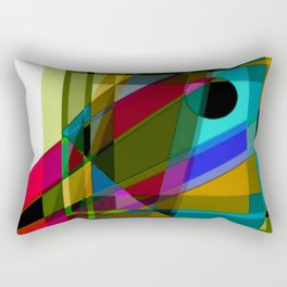 Chasoffart-Abs 71e Rectangular Pillow