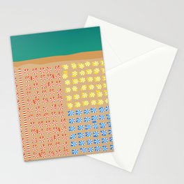 Positano, Amalfi Coast, Italy Stationery Cards