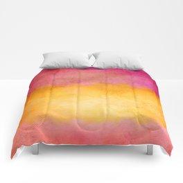 Purple Dawn Comforters