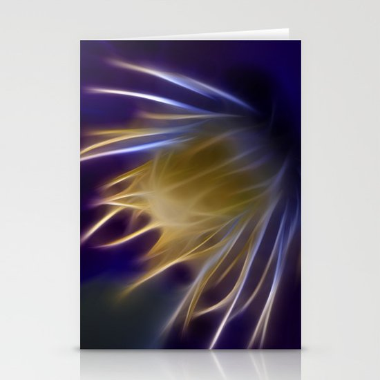 Clematis Stationery Cards